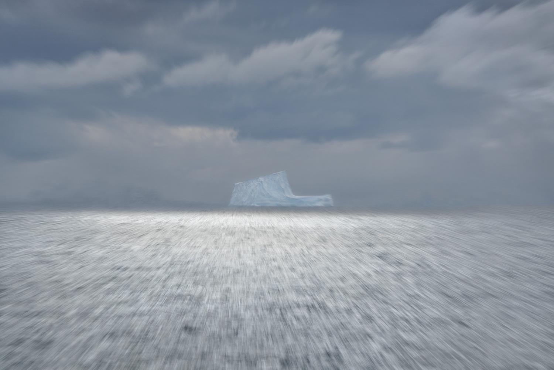 Bransfield Strait c-print under acrylic glass, limited edition of 7 80 x 120 cm
