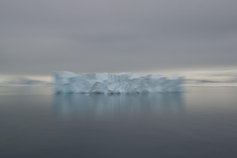 Gerlache Strait c-print under acrylic glass 80 x 120 cm