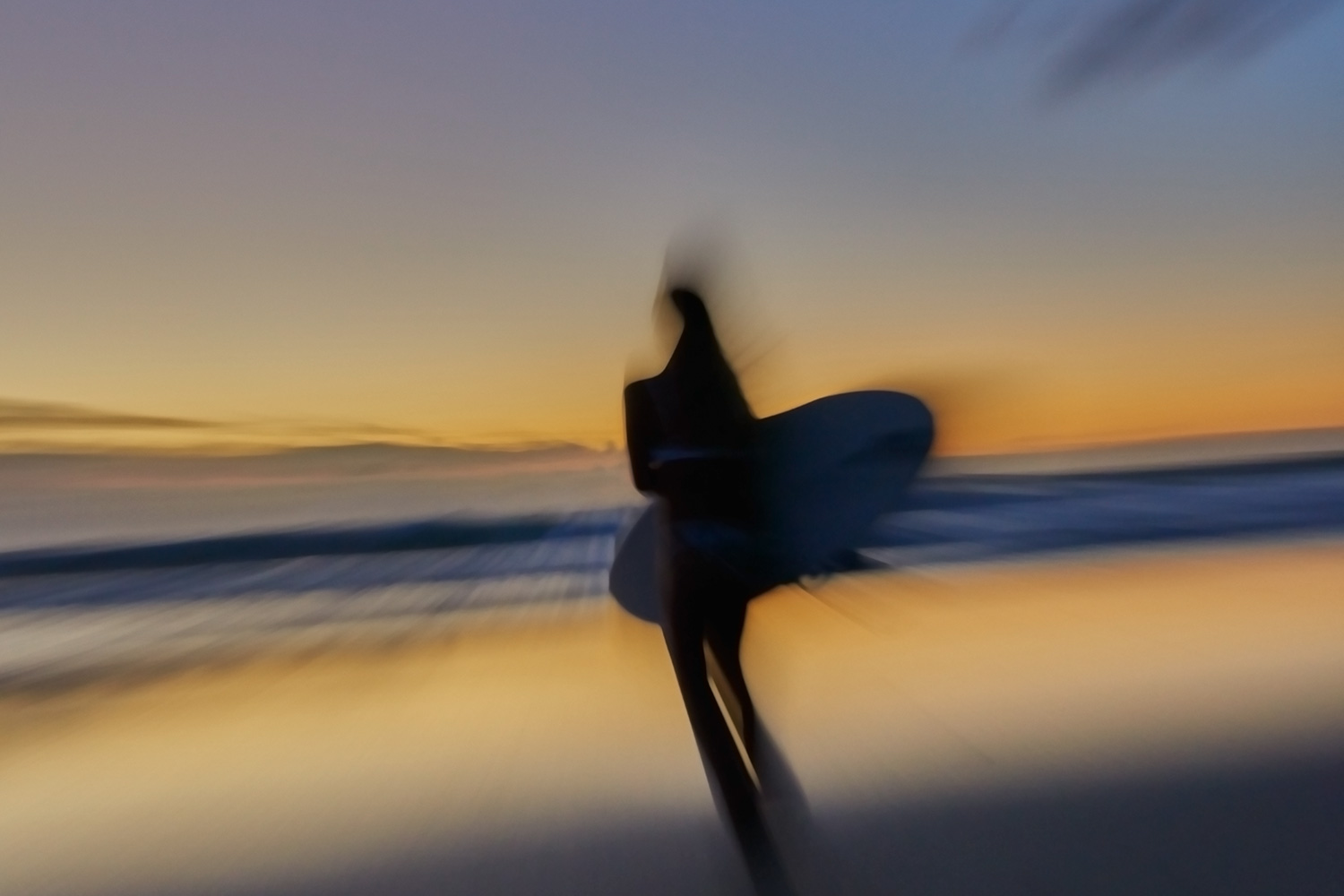 Surfer Girl c-print under acrylic glass, limited edition of 7 100 x 150 cm