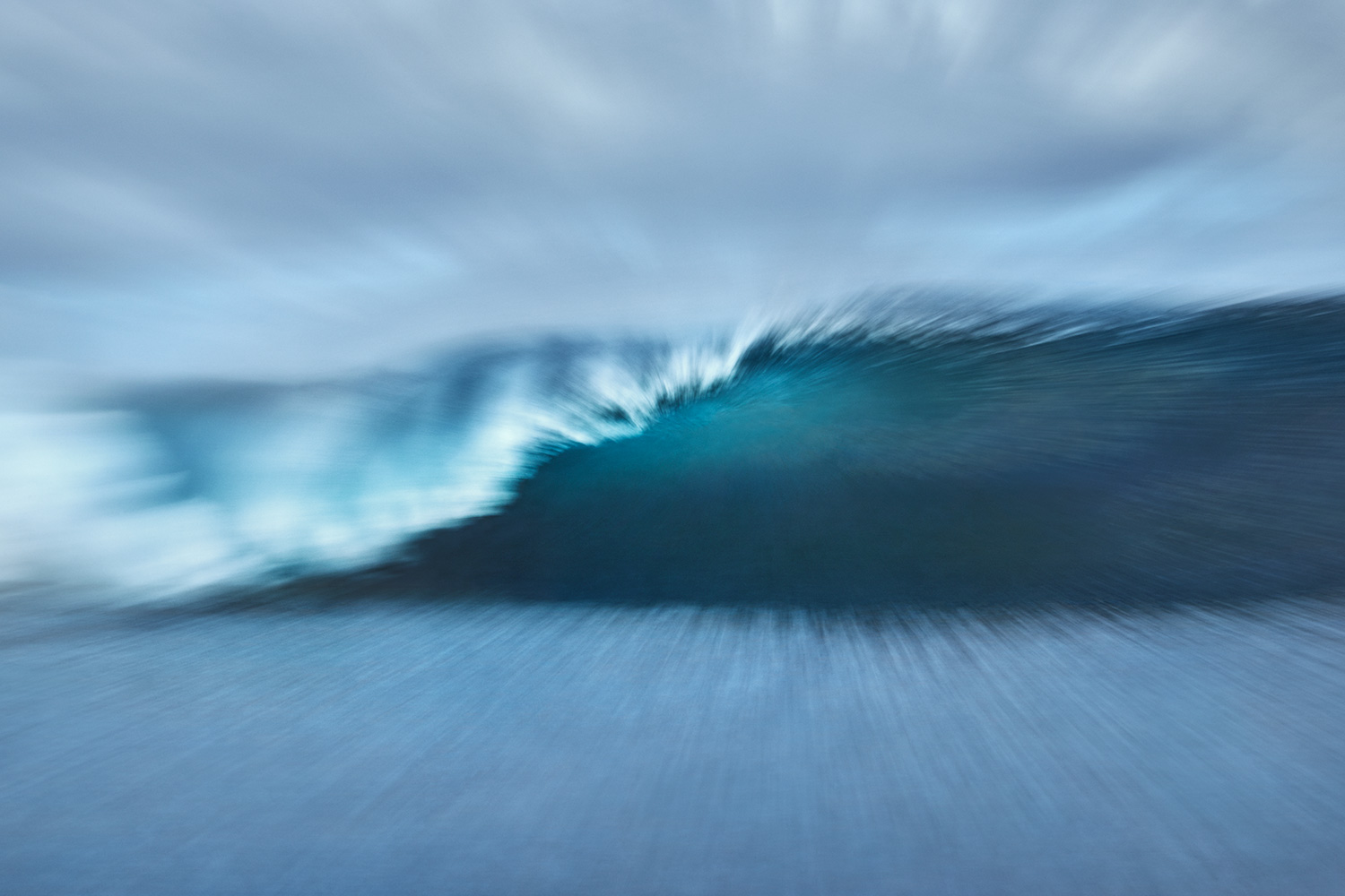 Teahupoo 1 giclee print on archival paper, limited edition of 7 60 x 90 cm