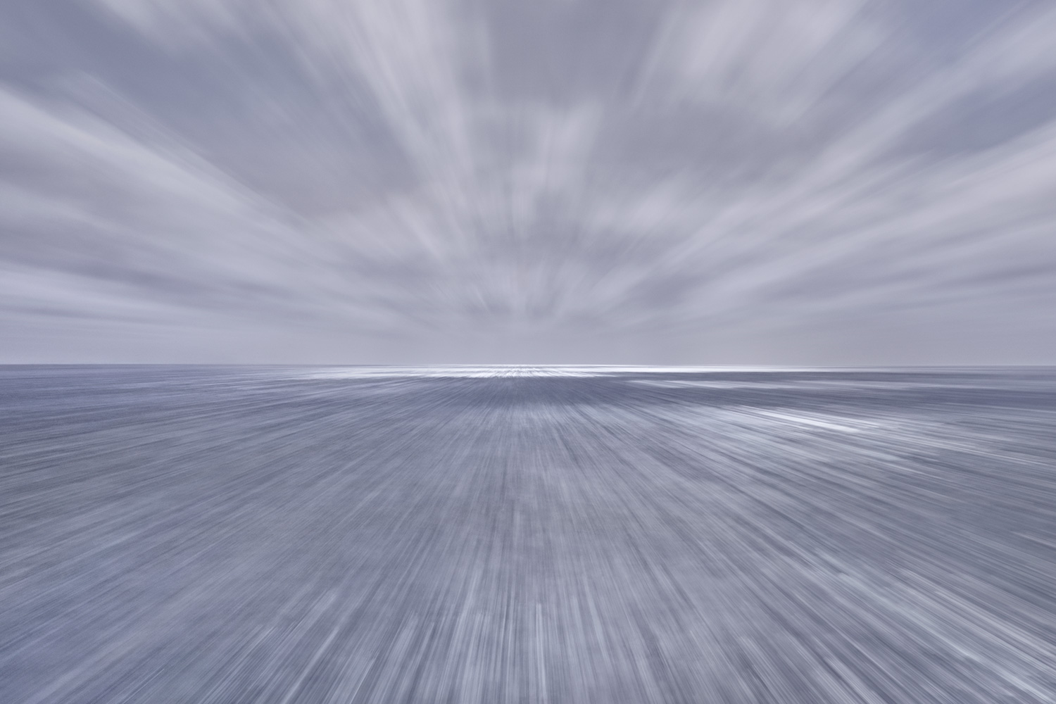 Wedell Sea c-print under acrylic glass, limited edition of 7 100 x 150 cm