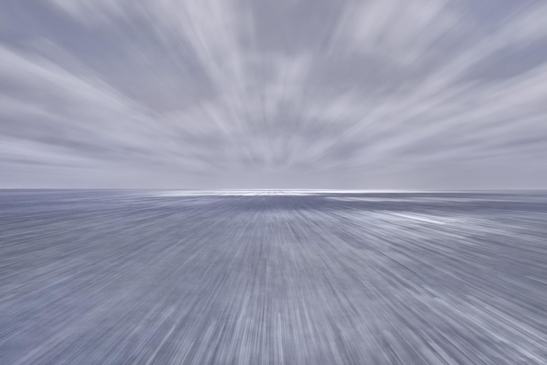 Wedell Sea c-print under acrylic glass 100 x 150 cm